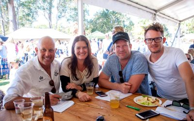 Sixth Annual Sample Food Festival Wrap Up