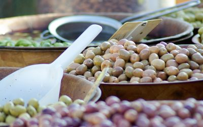 Olives – The Ancient & Noble Fruit #ByronFoodFest Producer Masterclass
