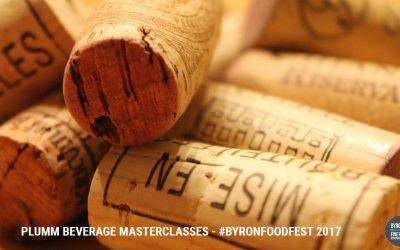 The Plumm Beverage Masterclasses At #ByronFoodFest