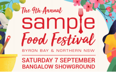 Your guide to this Saturday's Sample Food Festival…